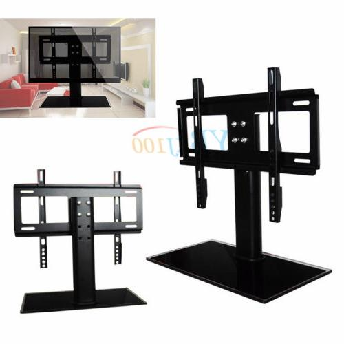 Universal LED Screen TV Bracket With Stand/Base fits TV