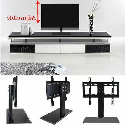 universal flat tv table bracket