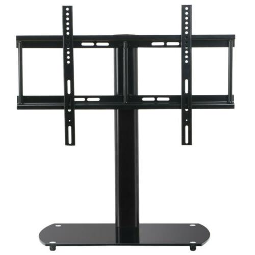 Universal Tabletop Flat Screen TV Stand Base Replacement Mou