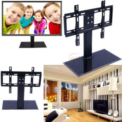 Universal Tabletop LCD TV Stand Pedestal Base Wall Mount Fit