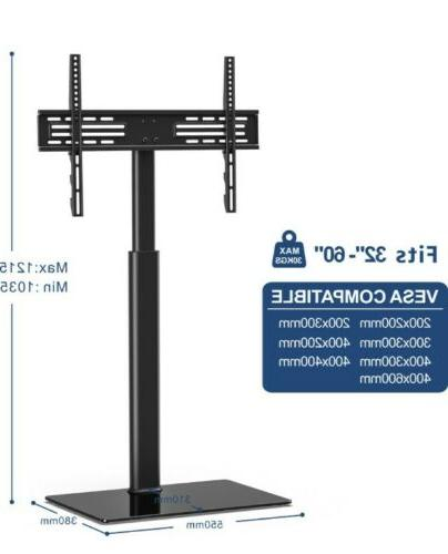 FITUEYES TV Base wth Height for to