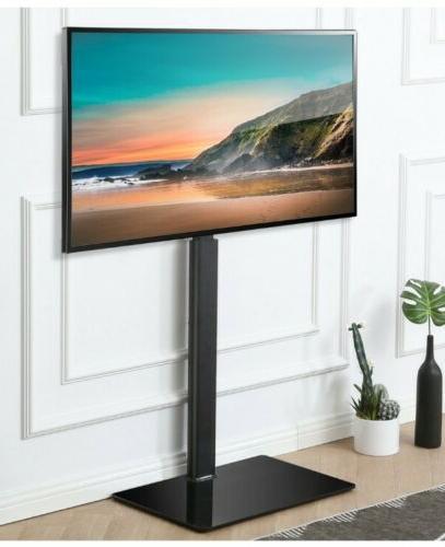 universal tv stand base wth swivel mount