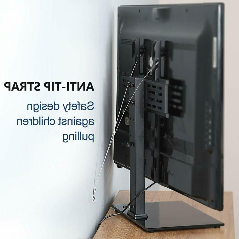 FITUEYES Universal - Top TV Stand for inch LCD LED TVs