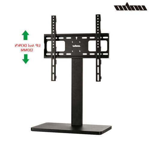 Upgraded Tabletop TV Stand Pedestal Base