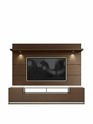 Vanderbilt TV Stand and Cabrini 2.2 Floating Wall TV Panel