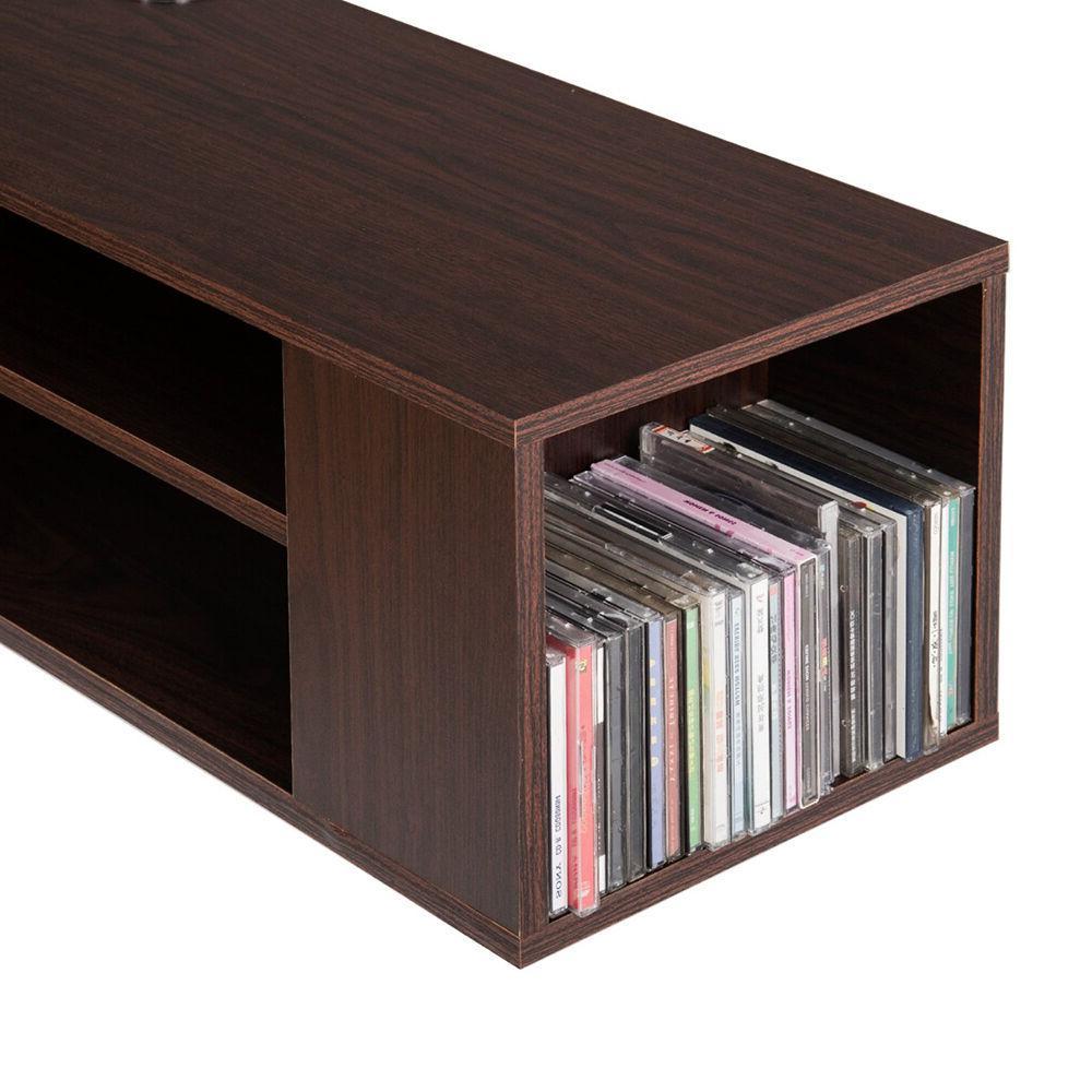 Wall Wood Shelf Center Shelves Storage