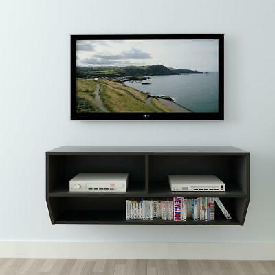 "40""Wall Mount Media Center Shelf Floating Entertainment Cons"