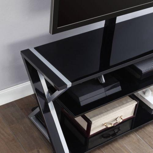 Whalen Xavier 3-in-1 Stand TVs to Display