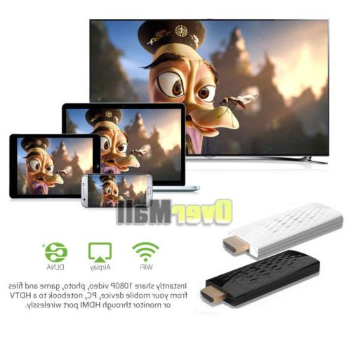 Wireless Wifi Airplay Screen HDMI Dongle Adapter Mirror Hot