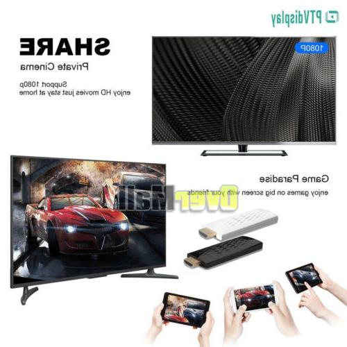 Wireless Wifi Airplay Screen Dongle Adapter Mirror Display Hot