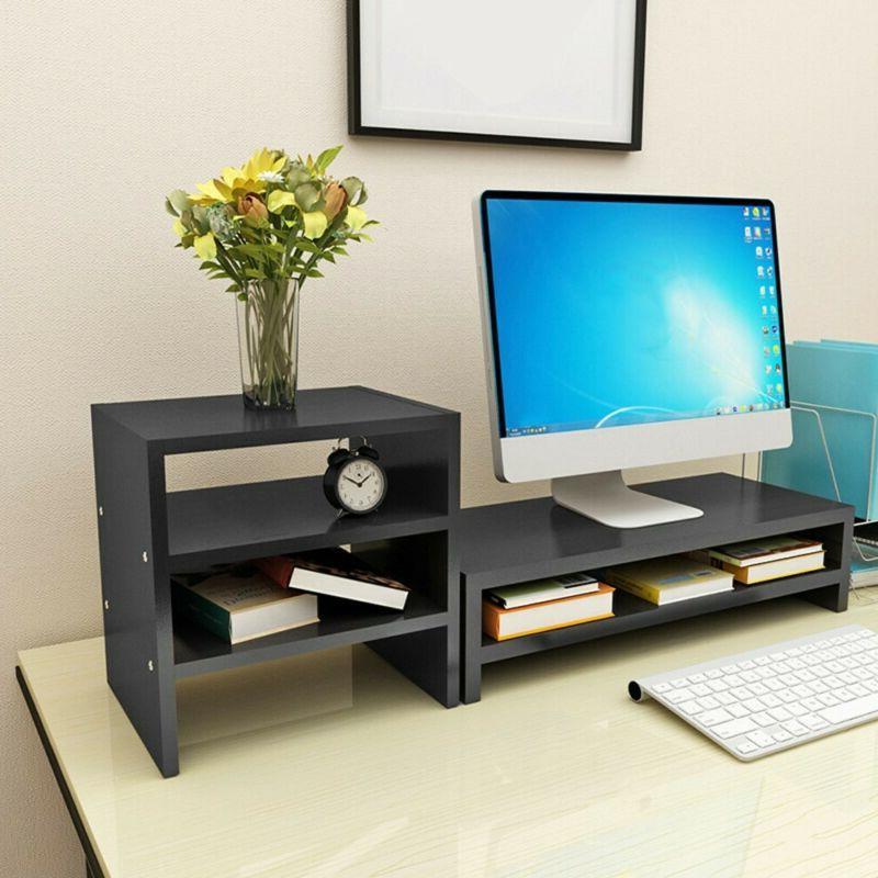 Neck Notebook Stand Base Desk Storage Rack