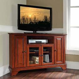 Crosley Furniture LaFayette KF10006BCH A/V Equipment Cabinet