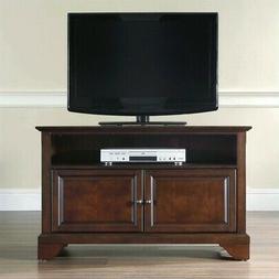 Crosley Furniture LaFayette 42-inch TV Stand - Vintage Mahog