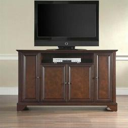"LaFayette 60"" TV Stand Vintage Mahogany"