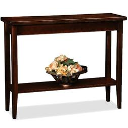 Laurent Console Table, Cherry, Wood, Contemporary, Rectangle