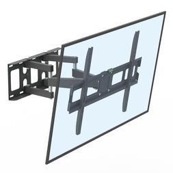LEADZM 32-70 Inch Double Pendulum Large Base TV Stand Tmds-1