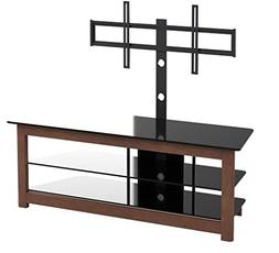 Gibson Living Lexington 60 Inch Floor Stand with Mount in Ch