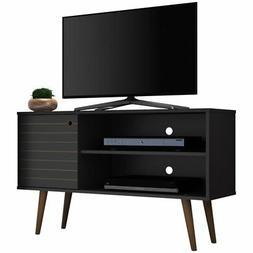 "Manhattan Comfort Liberty 43"" TV Stand in Black"