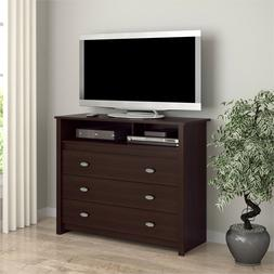 Media Chest Tv Stand For Bedroom Living Room DVD CD Movies G
