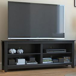 "Ryan Rove Mission 58"" Modern Wood Storage TV Stand Console"