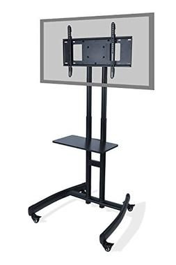 """Atlantic Mobile TV Cart with Stand Mount for 32"""" - 70"""" Flat"""