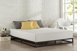 Zinus Joseph Modern Studio 6 Inch Platforma Low Profile Bed