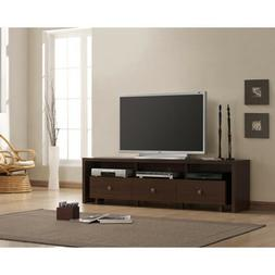 Modern TV Stand Entertainment Media Center Home Theater Cons