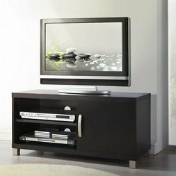 "Modern TV Stand with Storage & Shelves For TV's Up to 40"" in"