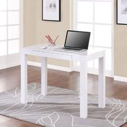 new black white gray espresso parsons desk