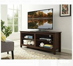 """New TV Stand Up To 64"""" Flat Screen TV Home Entertainment Fur"""