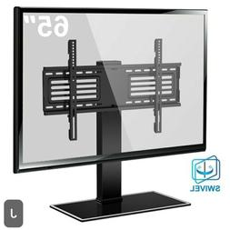 New, Universal Swivel TV Stand w/Mount for 32 to 65 in TV, H