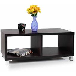 Nihon Dual-Function Contemporary TV Stand/Coffee Table, Mult