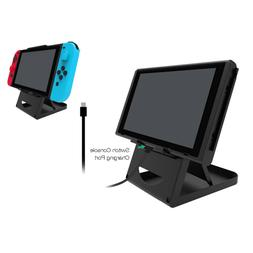 For Nintendo Switch Holder Bracket Stand Dock Cradle Game Co