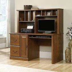 Sauder 418650 Orchard Hills Computer Desk with Hutch, L: 58.