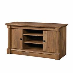 "Sauder 420605 Palladia TV Stand for 50"""", Vintage Oak Finish"