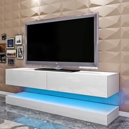 Panana 140 CM Floating <font><b>TV</b></font> Cabinet High G