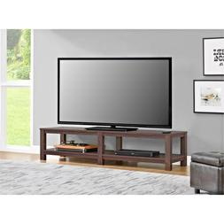 """Mainstays Parsons wood TV Stand for TVs up to 65"""", Multiple"""