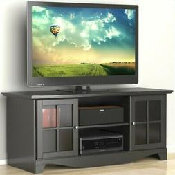 Pinnacle 56 TV Console in Black