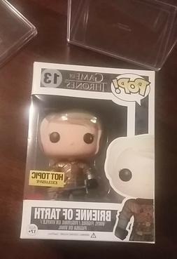 Funko Pop! Game of Thrones Brienne of Tarth #13 Bloody GOT H