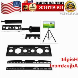 Portable Tripod TV Stand Television LCD Monitor Mount  Adjus