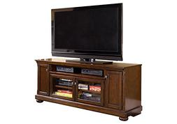 """Ashley Furniture Signature Design by Porter 73"""" TV Stand in"""