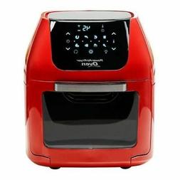 TriStar Power Air Fryer Oven Deluxe 6QT - Red
