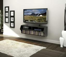 Prepac Bcaw-0200-1 Altus Wall Mounted Audio/Video Console 48