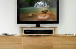 Prosumer's Choice Bamboo 360 Degree Rotating Flat Screen TV