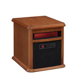 quartz space heater