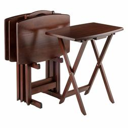 Regalia 4 Piece TV Table Set