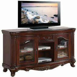 ACME Remington Brown Cherry TV Stand
