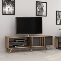 Rilla Tv Stand Entertainment Console Media Cabinet Table / W