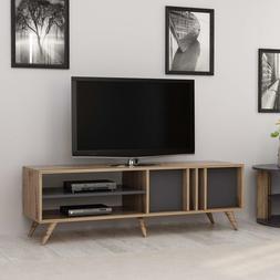 Rilla Tv Stand Entertainment Console Media Cabinet Table / W