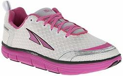 Altra Running Womens Intuition 3 Fitness Running Shoe, Silve